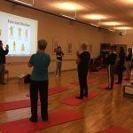 Copenhagen, Đan Mạch: Học Pháp Luân Đại Pháp tại một trung tâm cộng đồng