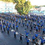Thành phố Mexico: Hơn 600 cảnh sát học Pháp Luân Đại Pháp