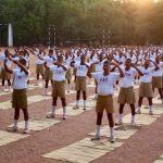 Ấn Độ: 1200 Học viện cảnh sát nhiệt tình tham dự khóa học Pháp Luân Đại Pháp